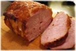 rotisserie bbq peameal roast