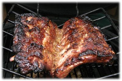 mojo barbeque pork ribs