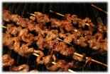 korean bbq beef shish kabobs