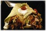 grilled chicken fajita