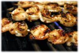 Easy Grilling Shrimp