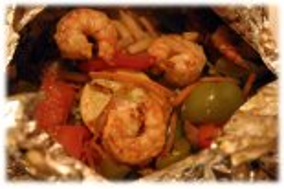 grilling asian vegetables
