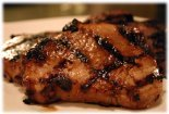 teriyaki grilled pork chops recipe