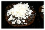 grilled portabella mushroons and feta