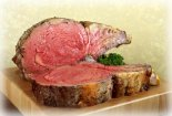 how to make grilled prime rib roast