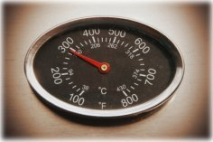 how to control bbq temperature