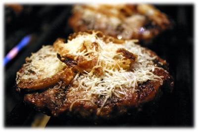 amazing grilled hamburger patties