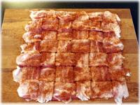 bacon with bbq seasoning