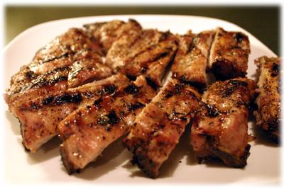 best honey garlic ginger bbq pork ribs