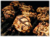barbecue pork tenderloin