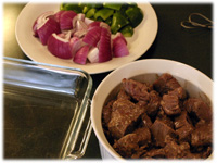 how to make beef shish kabob