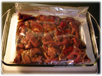 marinating korean beef