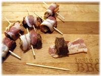 bbq beef tenderloin appetizer