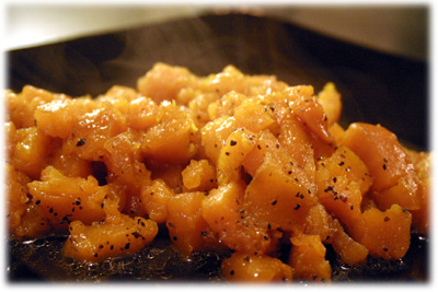 bbq butternut squash recipe