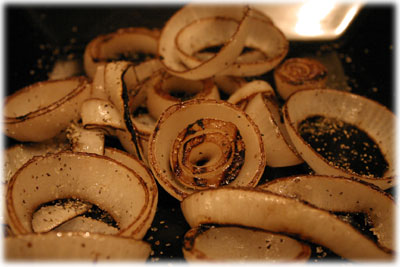 balsamic grilled onions