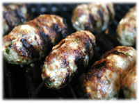 how to grill koftas