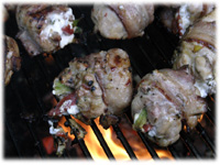 chicken thigh grilling recipes