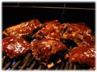 how to cook bbq ribs recipe on the grill