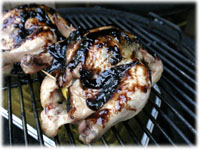 grilling cornish hens
