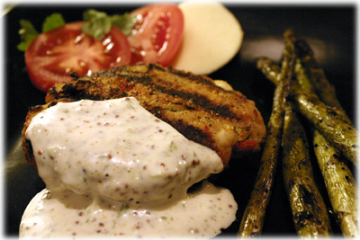 make crab cake sauce recipe