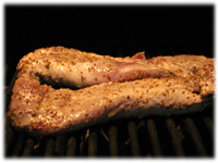 grilling pork tenderloins