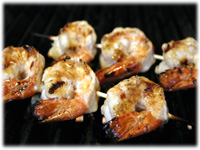quick grilled shrimp appetizers