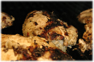 grilled garlic ginger chicken recipes