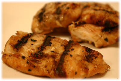 garlic grilled fish recipe