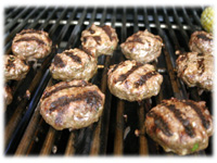 how to grill gourmet burgers