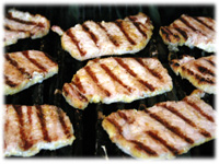 how to grill peameal
