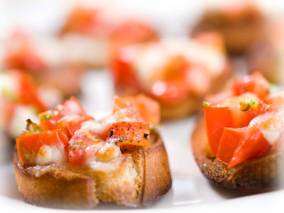 grilled appetizer recipes bruschetta