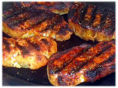 barbecue peameal bacon