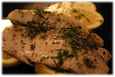 how to cook fish steak tilapia