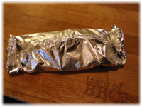 learn how to bbq fish in a foil packet