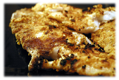 crispy grilling fish recipe