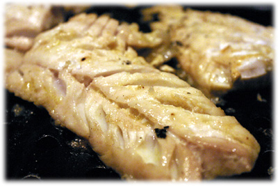 Lemon Haddock Recipe for the Grill | tasteofBBQ.com