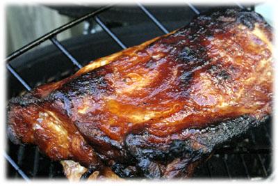 pork loin roast recipe with glaze