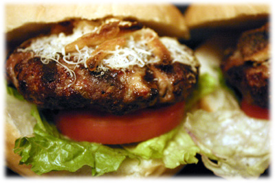 easy grilled hamburger patties recipe