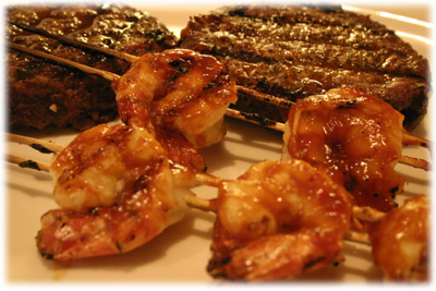 BBQ shrimp recipe