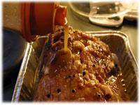 honey glaze for ham