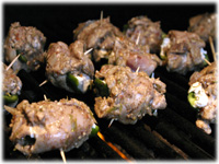 grilled jerk chicken appetizers