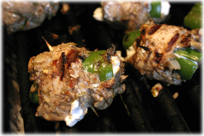 jerk chicken thigh appetizers