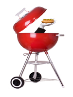 little red barbecue