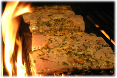 how to bbq mahi mahi recipe