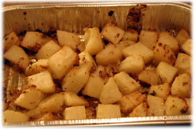 cheese potatoes au gratin