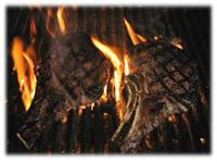best grilling steak position 4
