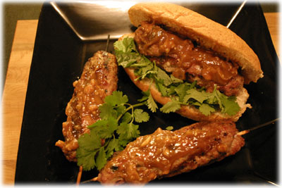 spicy pork kebab recipe
