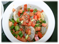 shrimp bruschetta recipe