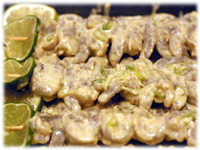 shrimp curry kebab recipe