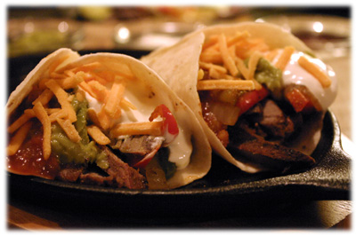 grilled steak fajita recipe